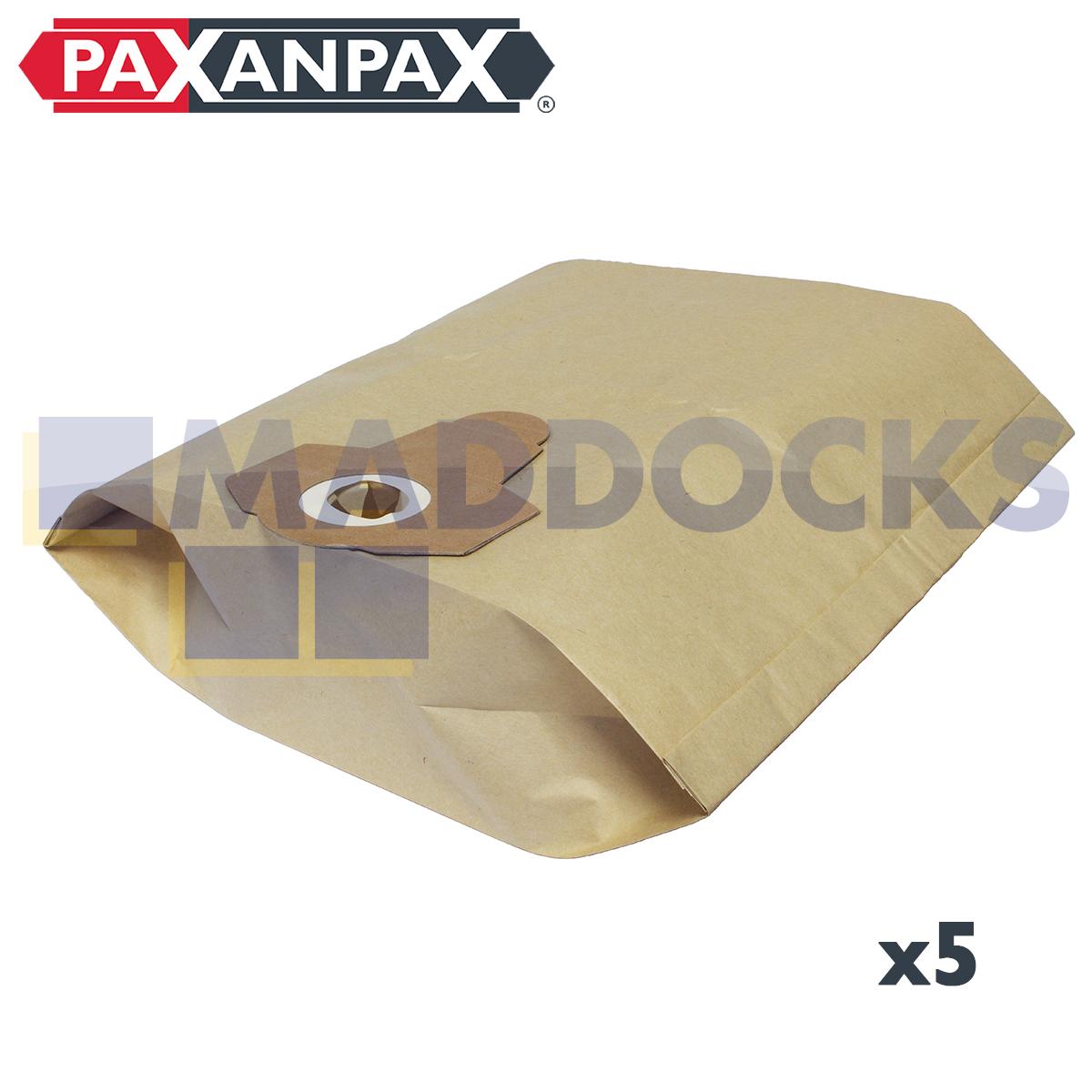 4 PACK Panasonic Compatible Type U-13 Vacuum Bags VB825