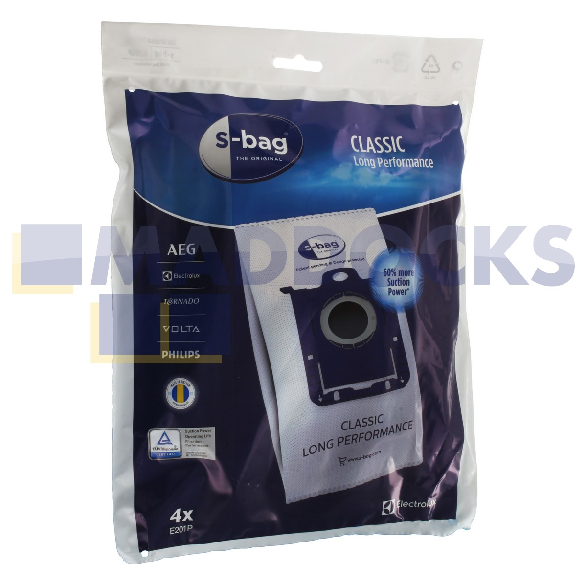 9b8d0164f62 Replacement Genuine Original Bags for Electrolux Vacuum Cleaners