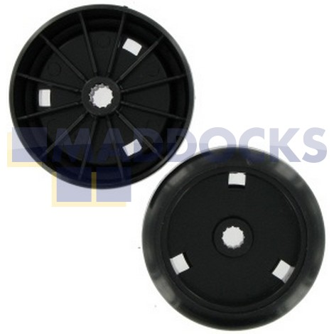 No Longer Available  Discontinued [Hoover Turbo Rear Wheel