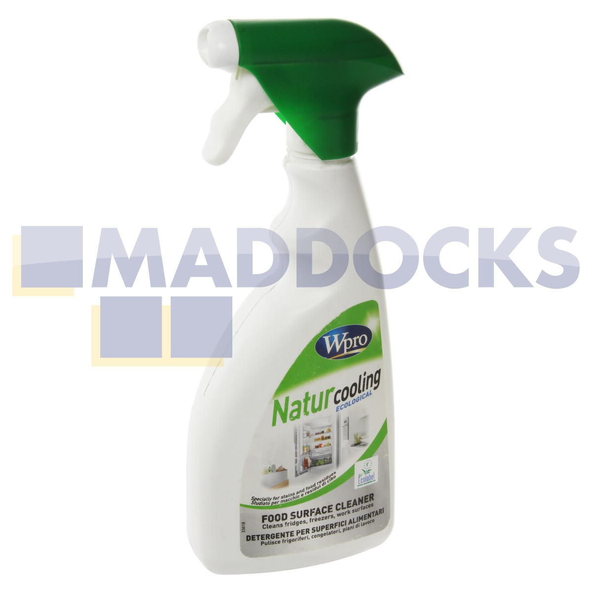 Europart Online : Eco-Label Cleaning Products from Whirlpool